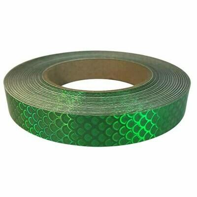 Emerald Mermaid Scales Tape