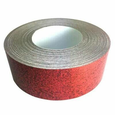 Glitter Tape, Cherry Red