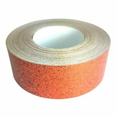 Glitter Tape, Orange