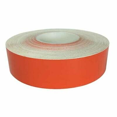 High Gloss Vinyl Tangerine