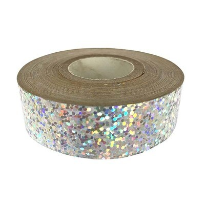 Economy Sequins Silver - Paper Backed