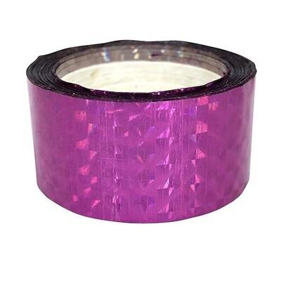 Budget Metallic Pink Prism Tape