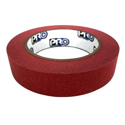 Masking Tape Matte, Red