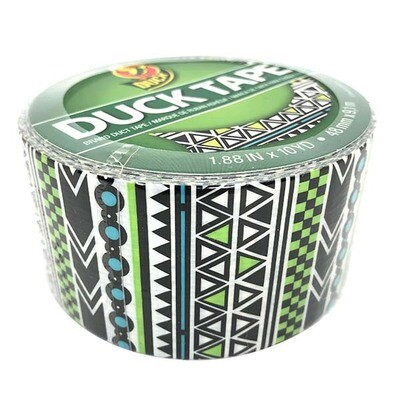 Duck Tape, Tribal Aztec Duct Tape