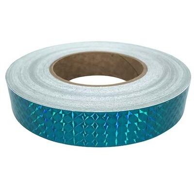 Prismatic Tape, Aquamarine