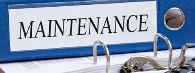 Preventive Maintenance Standard Procedures & Schedules (19 Procedures & 24 PM Schedules)