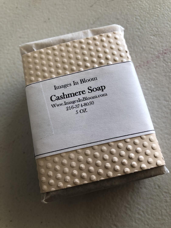 Cashmere Soap