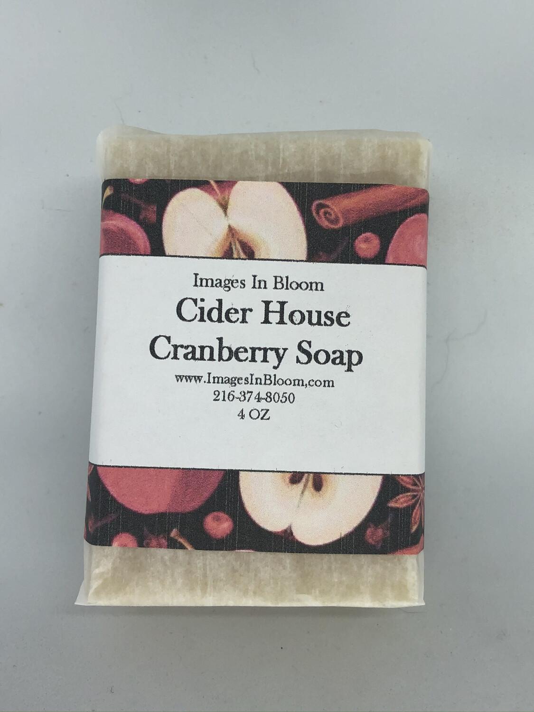 Ciderhouse Cranberry Soap
