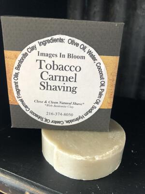 Tobacco Carmel Shaving Soap🪒