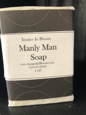 Manly Man Soap 🇺🇸new