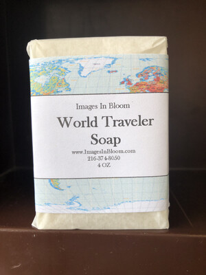 World Traveler Soap
