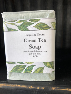 Green Tea soap 🍵new