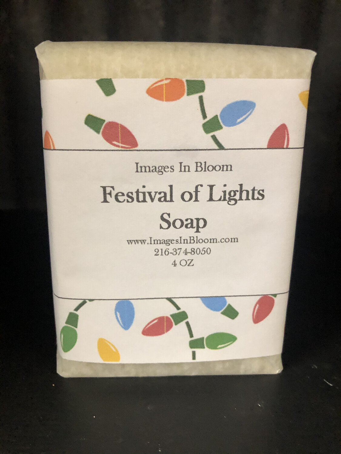 Festival Of Lights Soap 🕎holiday