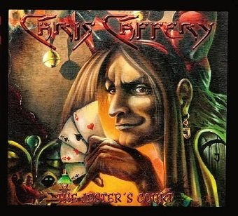 THE JESTER'S COURT CD (Personally Signed) -