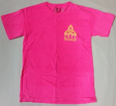 CPYC T-Shirt (Hot Pink)