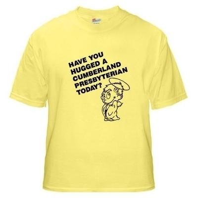 Have You Hugged a Cumberland Presbyterian Today? T-shirt - Kids