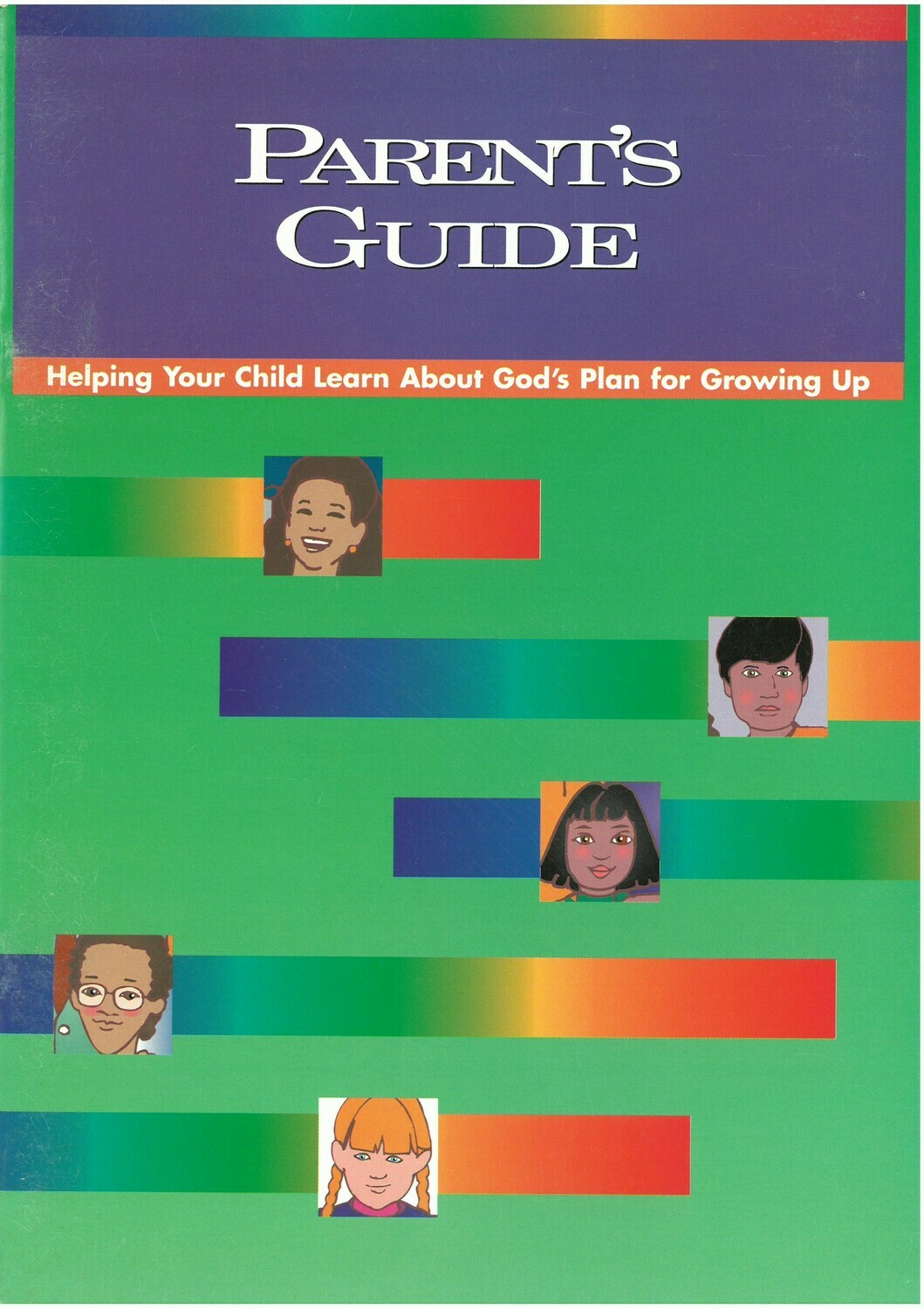 Parent's Guide: God's Plan for Growing Up