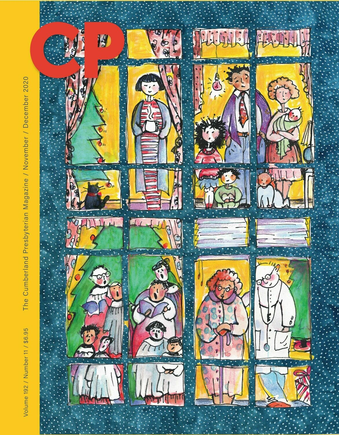 November/December 2020 Cumberland Presbyterian Magazine Download