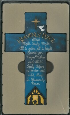 Heavenly Peace Wall Cross