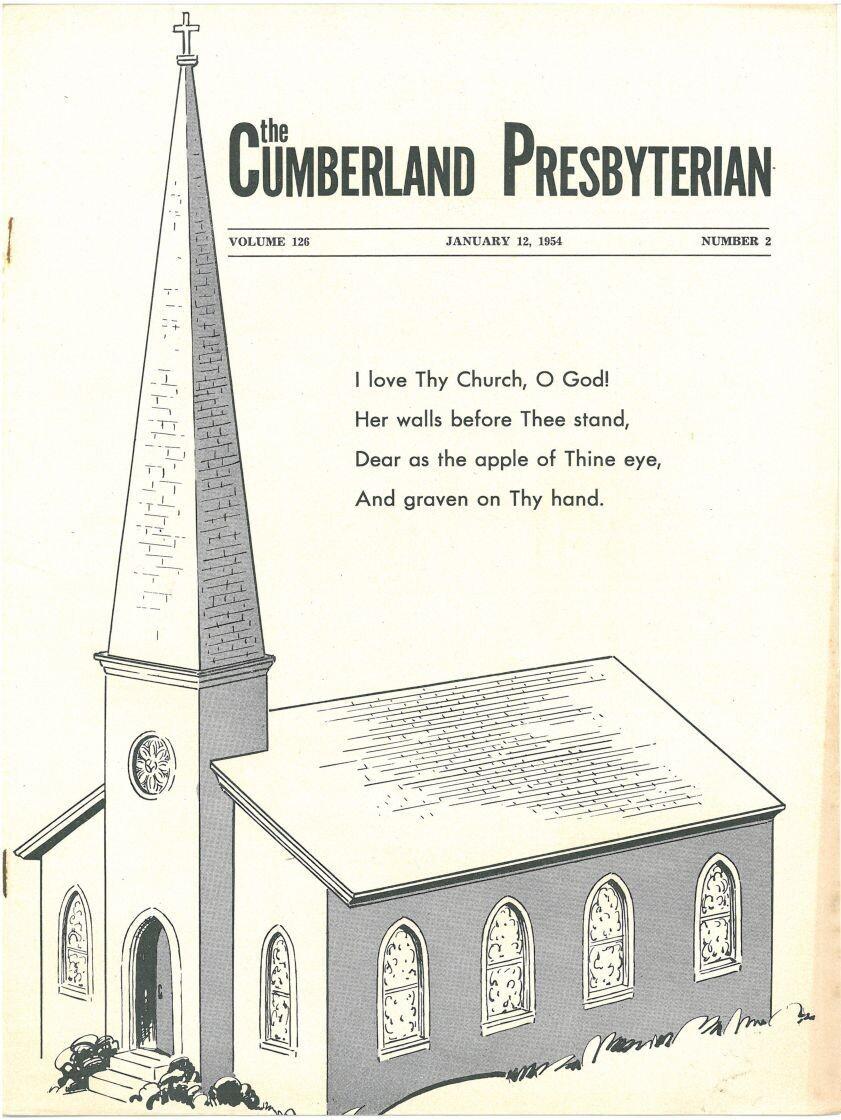1954, Cumberland Presbyterian Magazine Defends Comic Books download