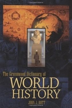 Greenwood Dictionary of World History