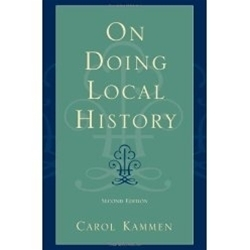 On Doing Local History (2nd ed.)
