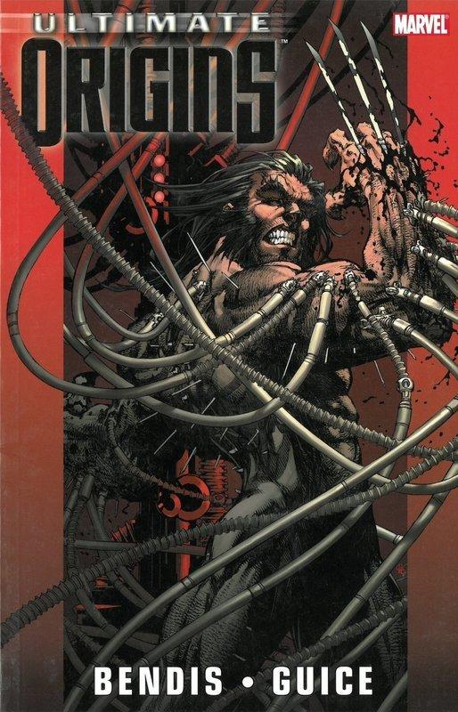 Ultimate Origins (Captain America, Wolverine, and the Hulk)