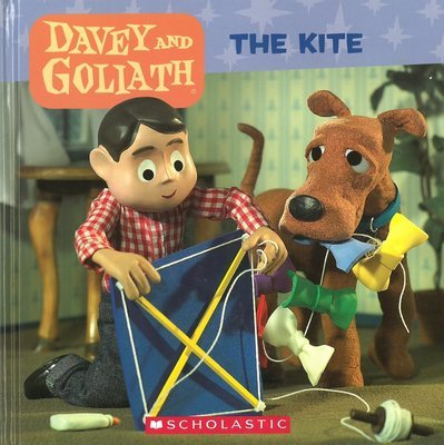 Davey and Goliath (Storybook #1): The Kite