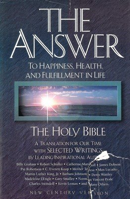 The Answer (Translation of The Holy Bible)