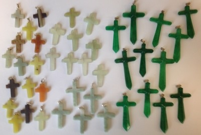 Stone Cross - Hand Cut/Carved/Crafted