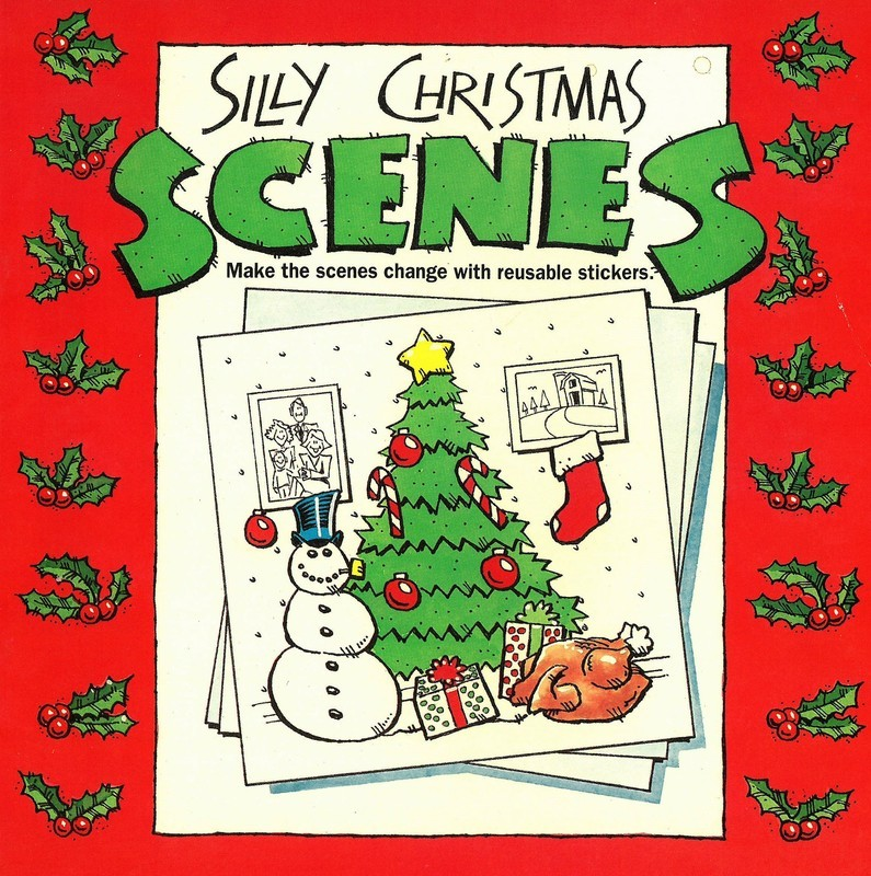 Silly Christmas Scenes