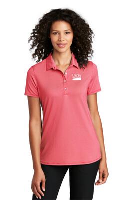 Port Authority ® Ladies Gingham Polo