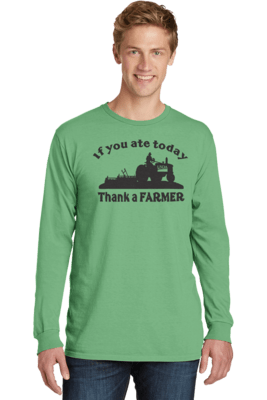 Thank a Farmer  Thank a Solider