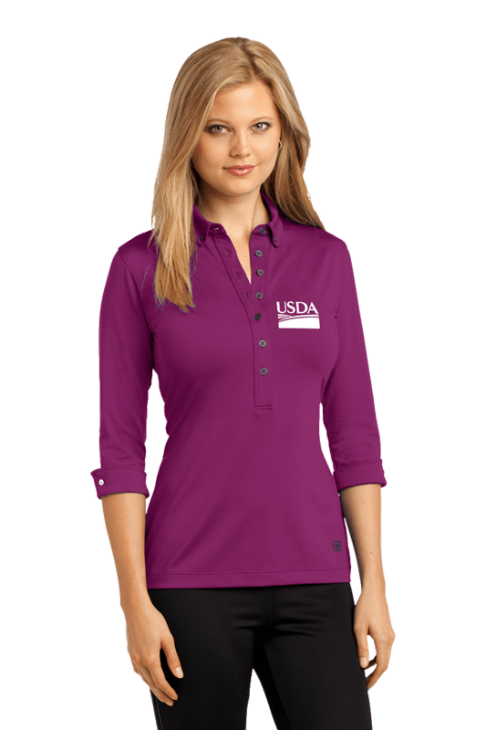 OGIO Ladies Gauge Polo  Custom Embroidery Available