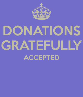 General Donation or Set your Price for Reading or Report