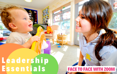 Leadership Essentials - Face to Face with Zoom 4th November