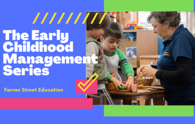 Early Childhood Management Series