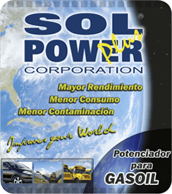 3 X SOL Power Plus Gasóleo 5 L - D5