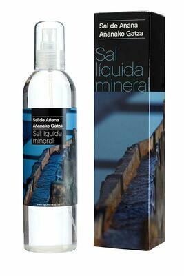 Sal líquida de manantial de Añana, 300 ml - Gourmet by Beites
