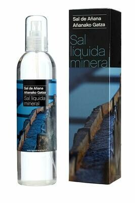 Sal de Añana Sal líquida de manantial de Añana 300ml