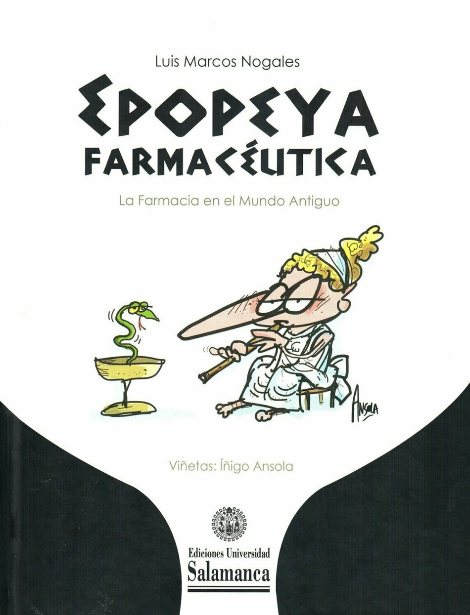 Epopeya Farmacéutica: la Farmacia en el mundo antiguo