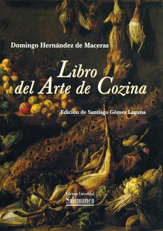Libro del Arte de Cozina