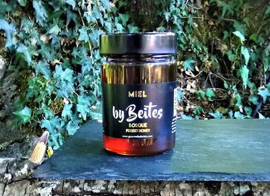 Miel de Bosque de Encina 450g - Gourmet by Beites