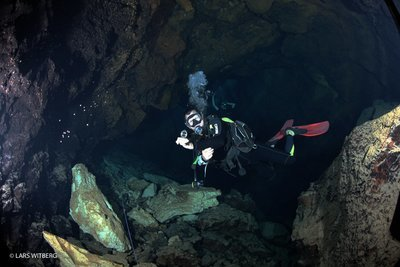 Cavediving on South Cuba
