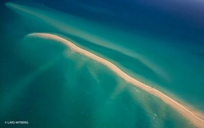 Sand tongue, Mejumbe Island, Mozambique