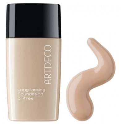 Artdeco Long Lasting Foundation Oil-Free 10 Rosy Tan  (30 ml)