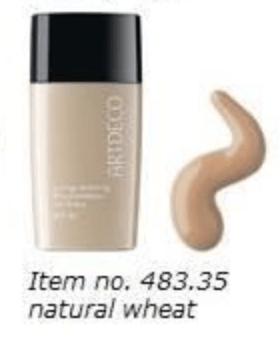 Artdeco Long Lasting Foundation Oil-Free 35Natural wheat  (30 ml)