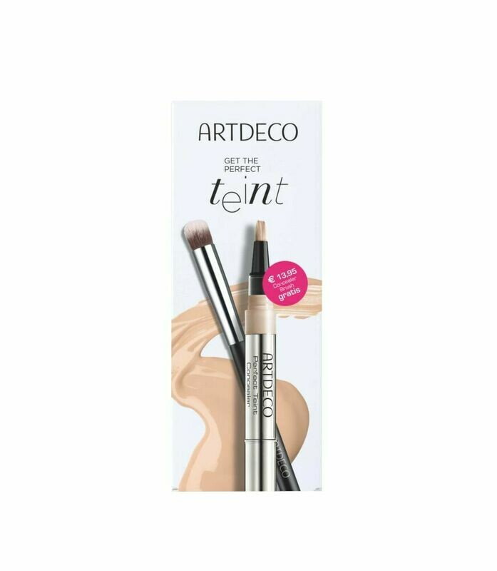 Perfect Teint Concealer 5 & Brushing Set