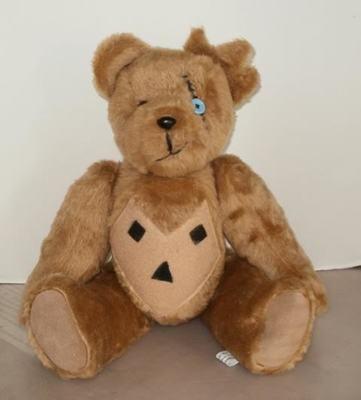 Mr Button The Teddy Bear