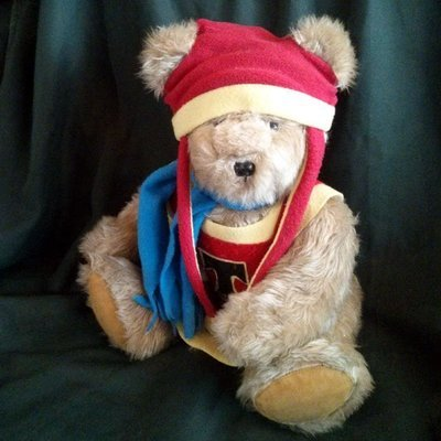 Tristan The Defender Teddy Bear